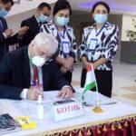 Алексей Чепа уехал в Таджикистан для участия в выборах президента