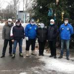 Скандал в Жарковском районе