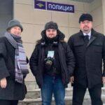 Руденя теряет журналистов