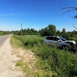 Девица у москвича угнала авто